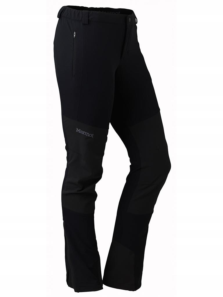 Damskie Spodnie Softshellowe Marmot Pillar XXS