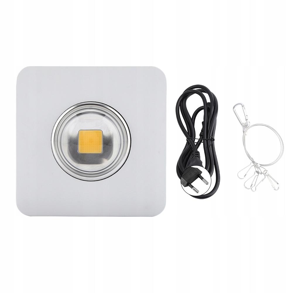 LAMPA LED GROW DO UPRAWY ROŚLIN 100W
