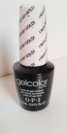 OPI GELCOLOR I Reached My Gold 15ml