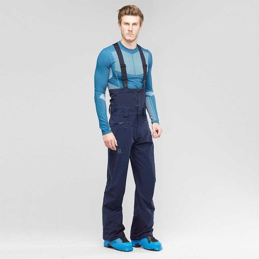 Salomon spodnie narciarskie Icestar 3L męskie XL