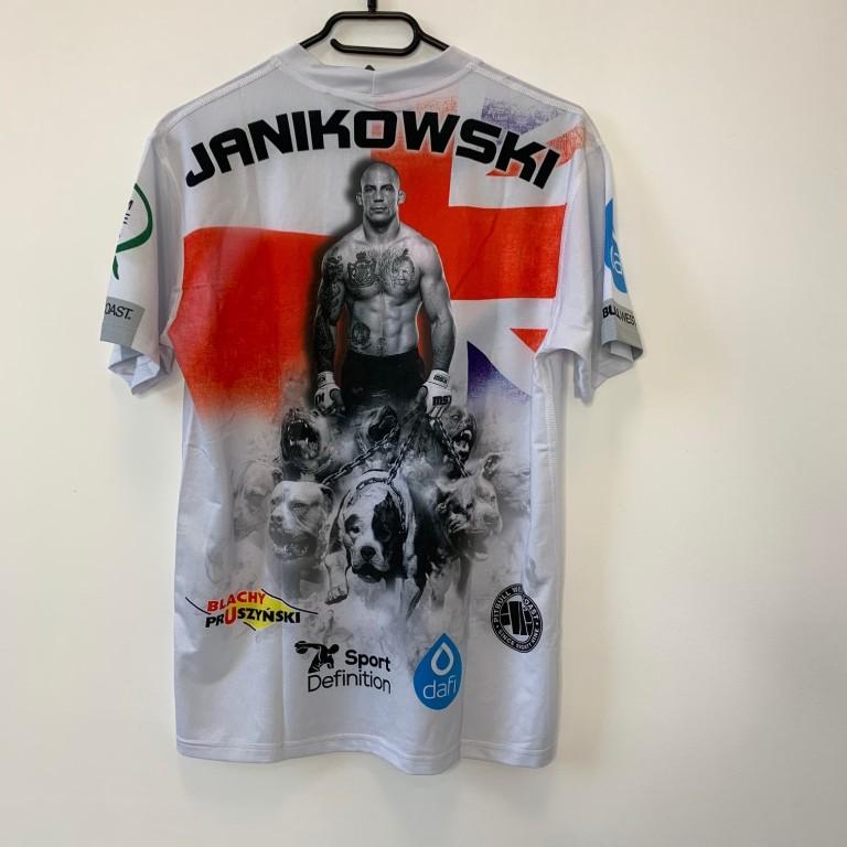 Damian Janikowski - koszulka rozmiar S