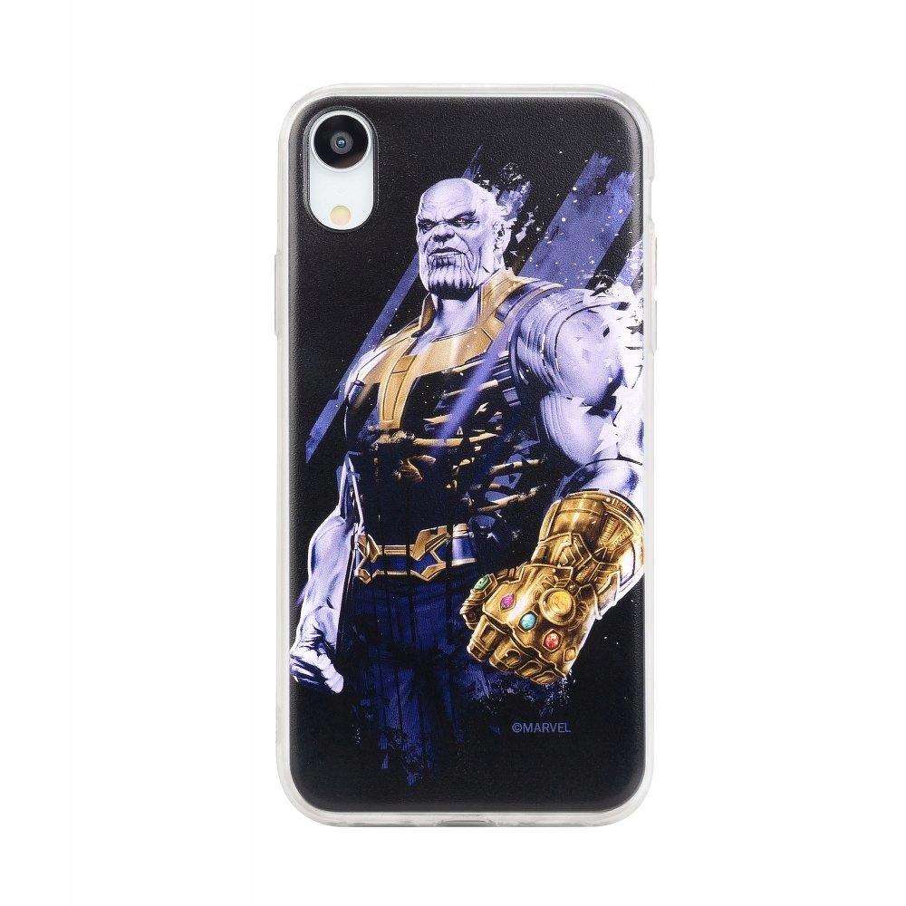Futerał licencjonowany Huawei P20 Lite Thanos czar