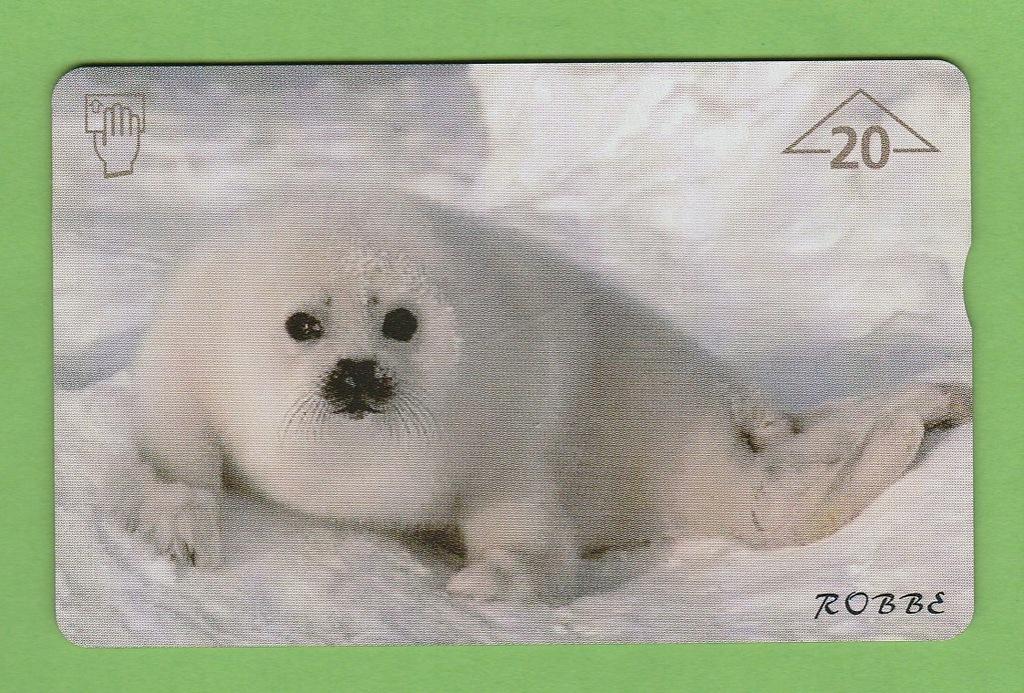 AUSTRIA fauna foka grenlandzka / seria 703L