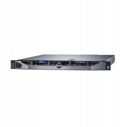 Dell PowerEdge R330 Rack (1U), Intel Xeon, E3-1230