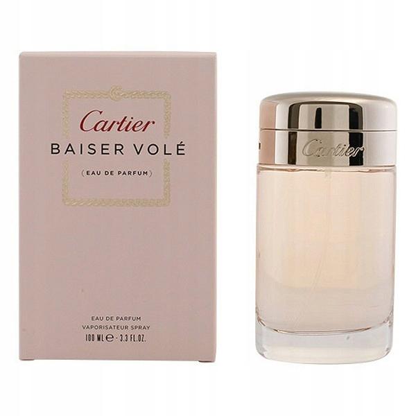 Perfumy Damskie Baiser Vole Cartier EDP