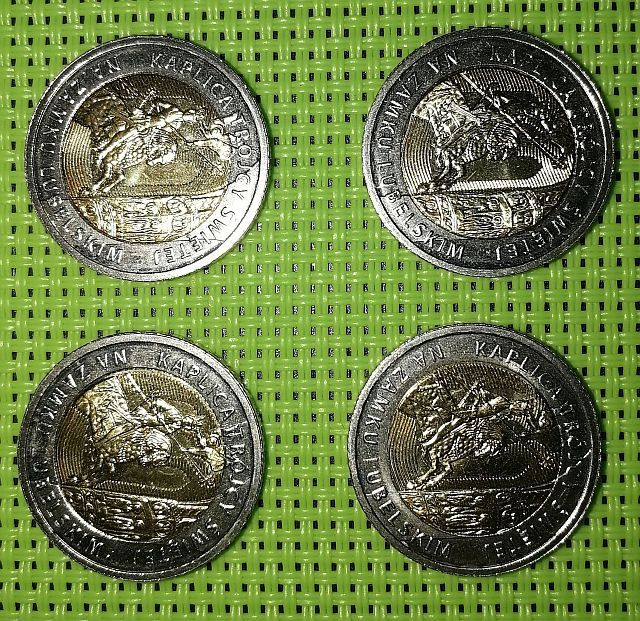 Moneta 5zł Kaplica Trójcy Świętej Na Zamku Lubelsk