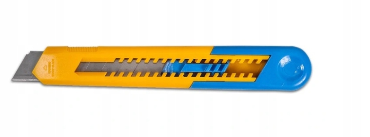 Nóż uniwersalny z ostrzem łamanym PROFI 9 mm