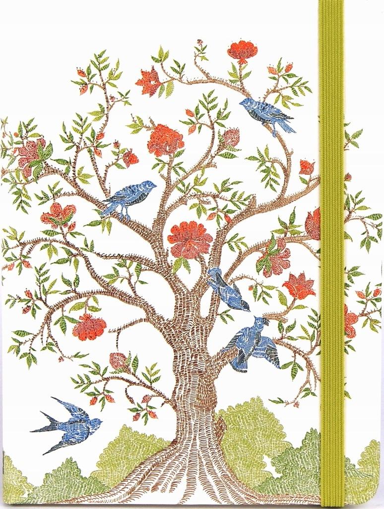 """Notes-pamiętnik """"Summer Tree of Life J."""""""