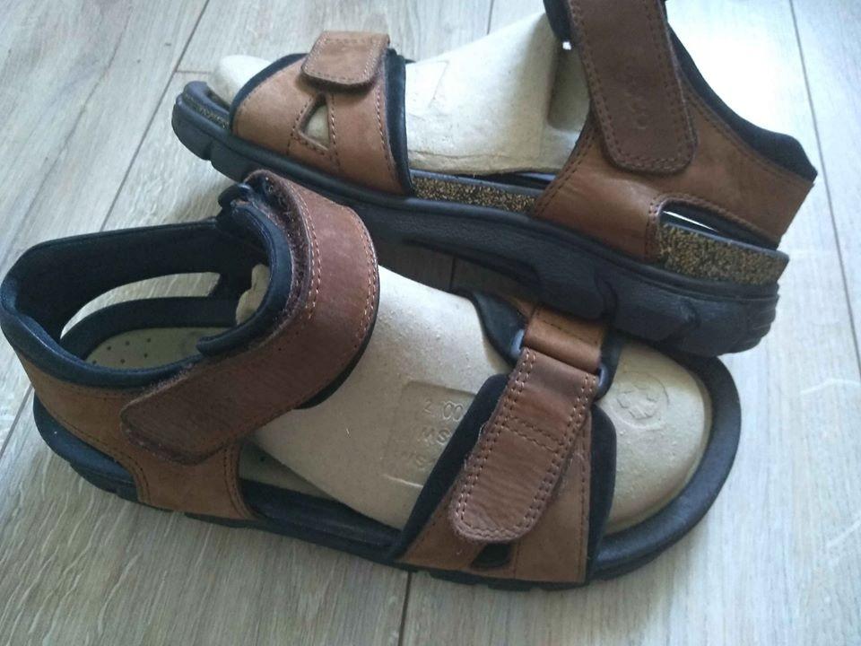 Ecco Cosmo 42 sandały sportowe ładne