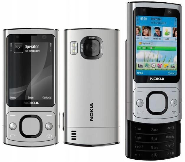 Nokia 6700 Slide Atrapa Telefonu Dummy Phone
