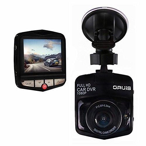 Kamera samochodowa ORUIS Car DVR Dash Cam 1080P!