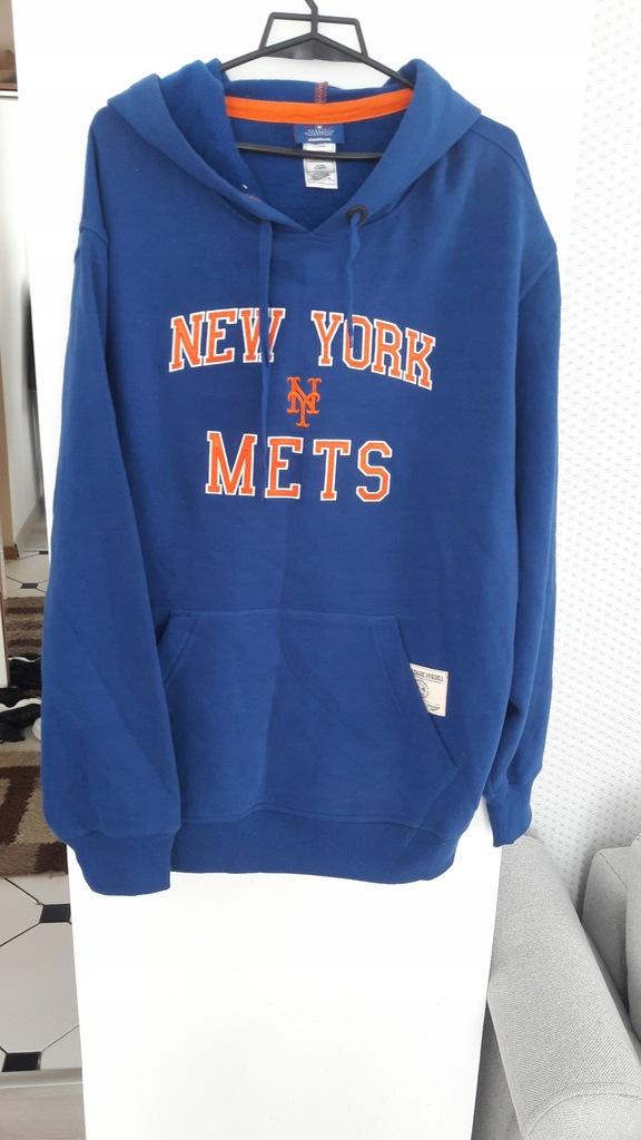 Bluza Reebok baseball New York Mets roz XL