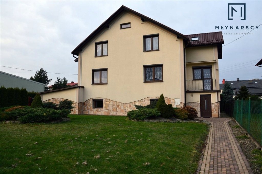 Dom Bielsko-Biała, Komorowice Śląskie, 170,00 m²