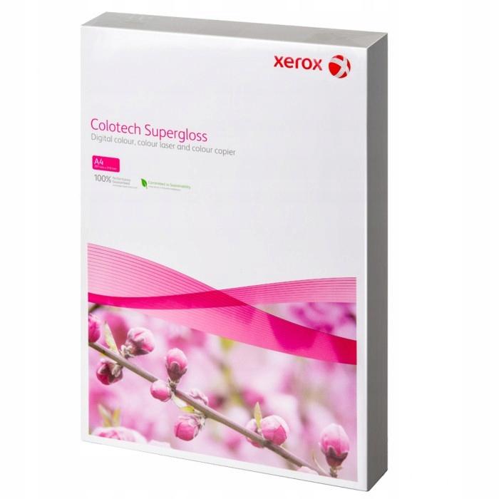 L8356 XEROX COLOTECH SUPERGLOSS papier A4 125 k.