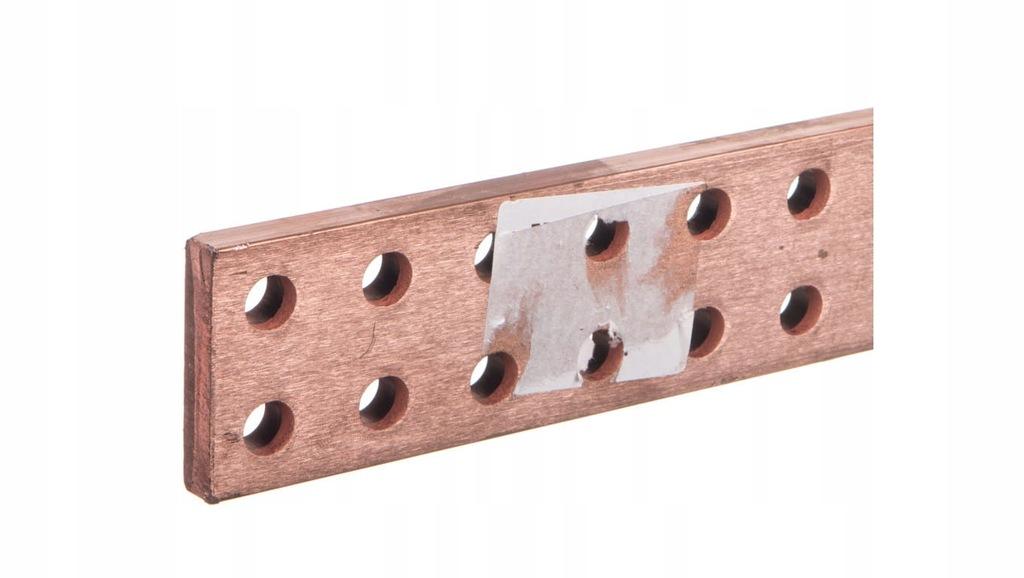 Szyna miedziana otworowana PMO 50X10/1,75 R32RZ-01