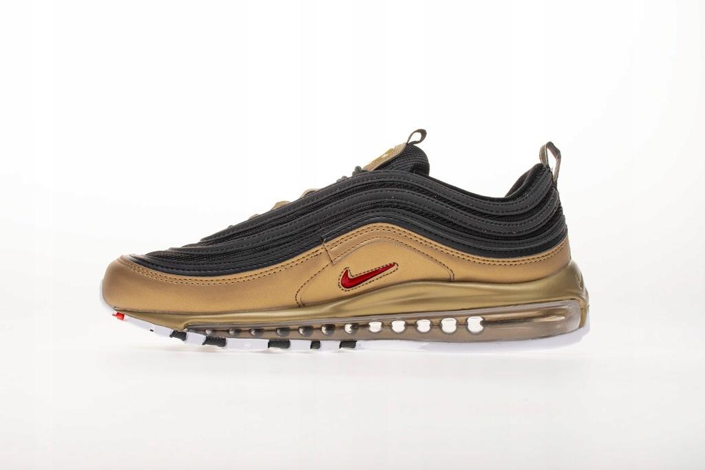 Buty Damskie Nike Air Max 97 Qs liquid Gold Aq4137 200