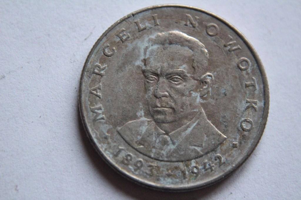 20 ZŁ M.NOWOTKO 1976 R -W243