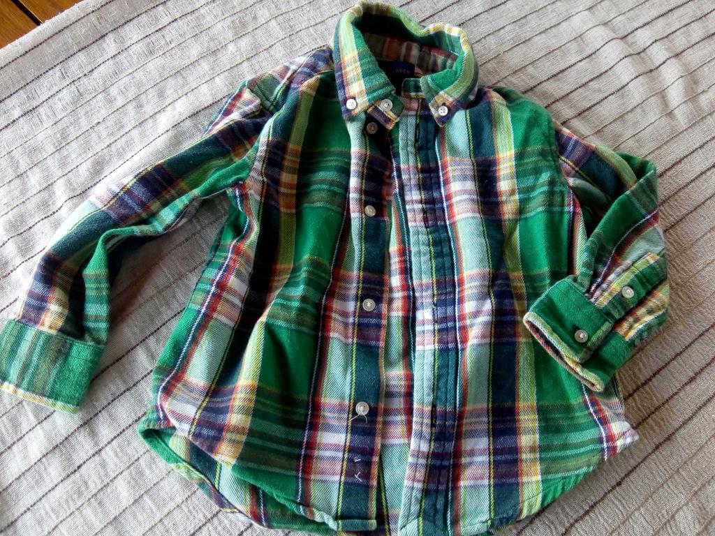 Ralph Lauren koszula na chłopca r.2T