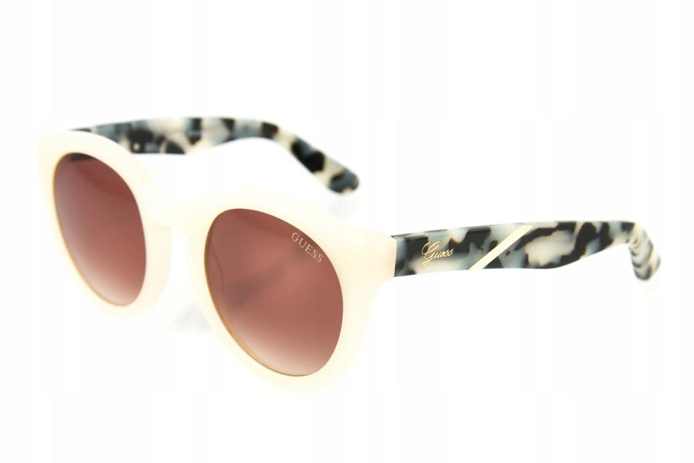 Okulary GUESS GU7344 przeciwsłoneczne damskie