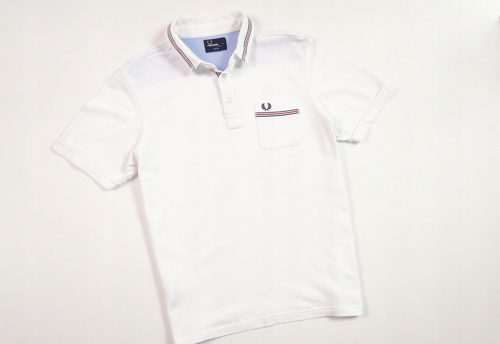 Koszulka FRED PERRY Polo Oryginalna IDEALNA Slim