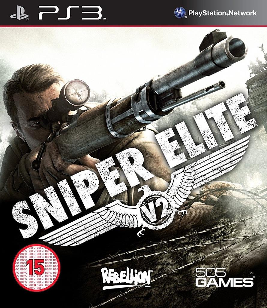 Sniper Elite V2 Ps3 Gra 7732774488 Oficjalne Archiwum Allegro