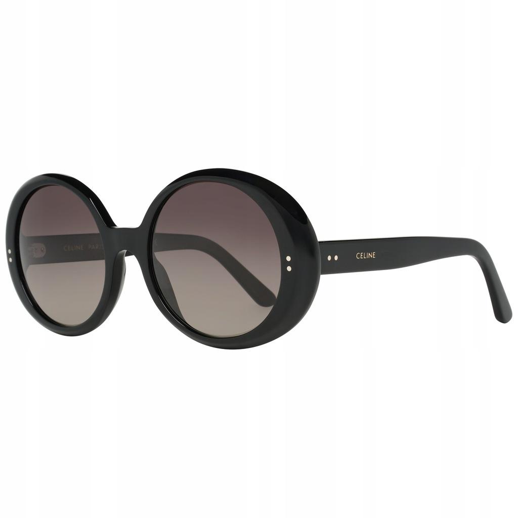 Okulary damskie Celine CL40065I Gradalne Czarne