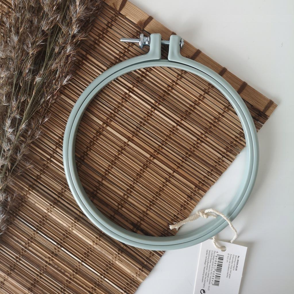 Ramko Tamborek Rico Design MINT GREEN 15,2 cm