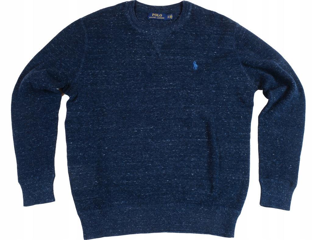 RALPH LAUREN sweter XL (Oryginał 100%)