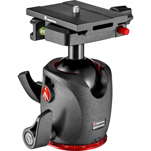 Manfrotto Głowica MHXPRO-BHQ6 kulowa dystr. PL