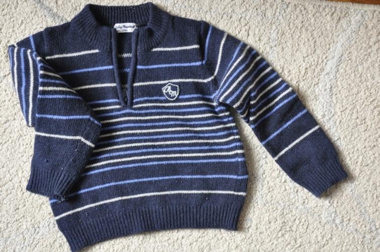 Mayoral ciepły sweter rozm. 86-92