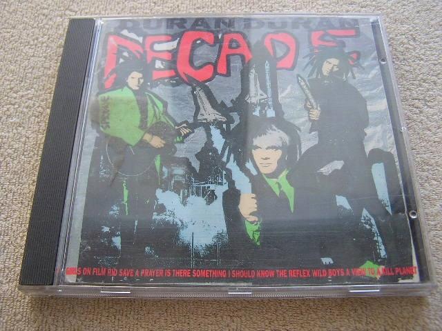 Duran Duran - Decade (CD)81