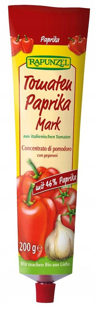 Pasta pomidorowo paprykowa tuba BIO 200g