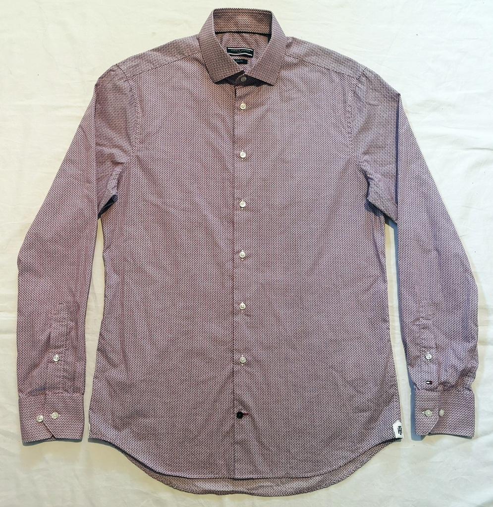 TOMMY HILFIGER stylowa koszula męska 39/15,5 HIT