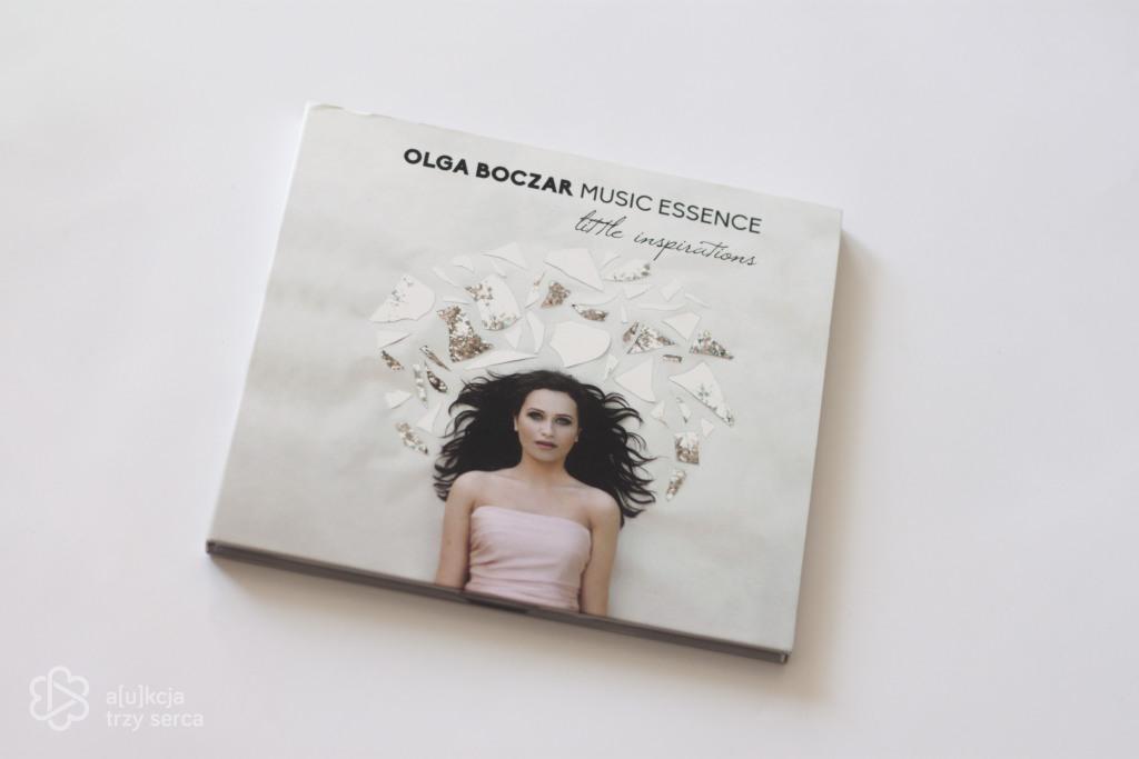"""Olga Boczar - Płyta """"Music essence"""" Z Autografem"""