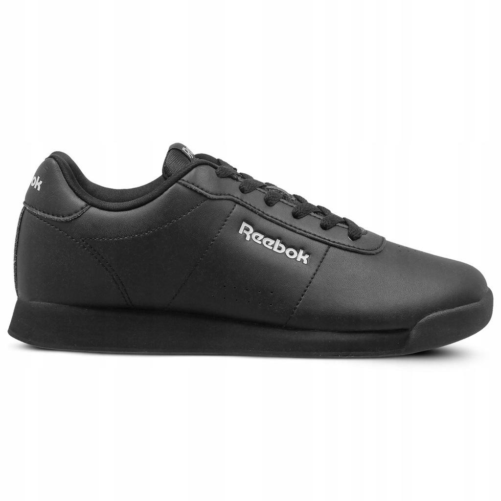 buty sneakers Reebok Royal Charm CN0964, damskie, Czarne