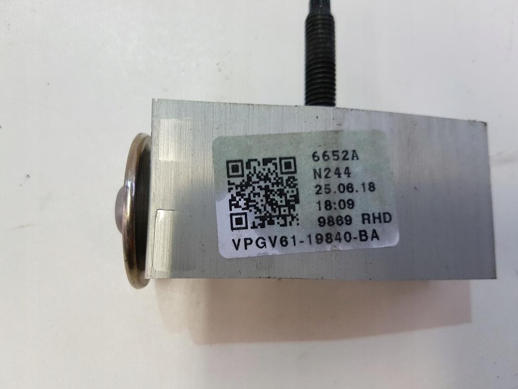 KUGA II Mk2 LIFT zawór rozprężny klimatyzacji