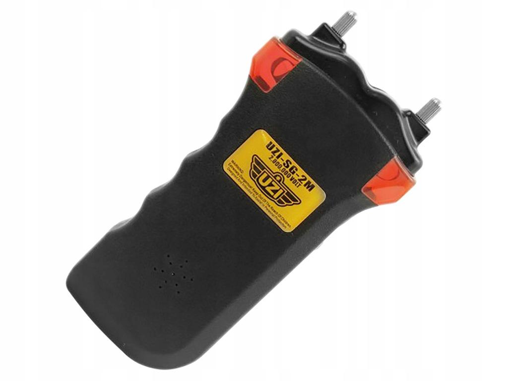 Paralizator UZI Thunderbolt *alarm* latarka* 4w1