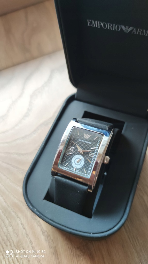 Zegarek męski Armani ar1636a