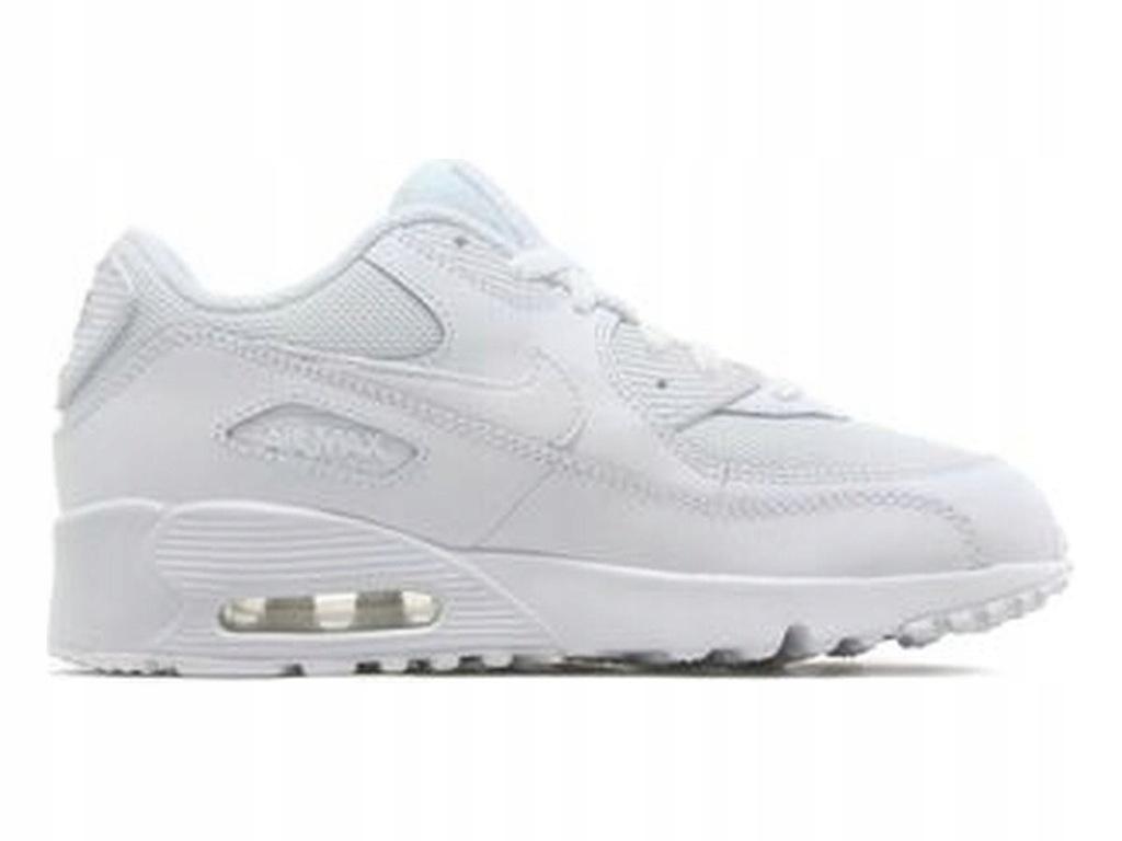 Buty Dziecięce Nike Air Max 90 Mesh PS 833420 027 (Szary
