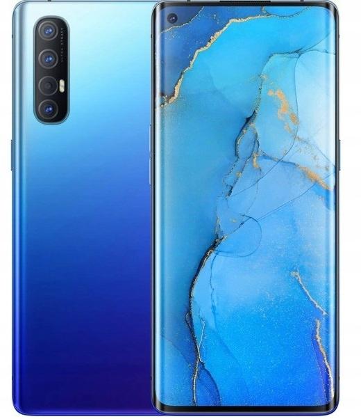 Smartfon OPPO Reno 3 Pro 12/256GB Starry Blue CASE