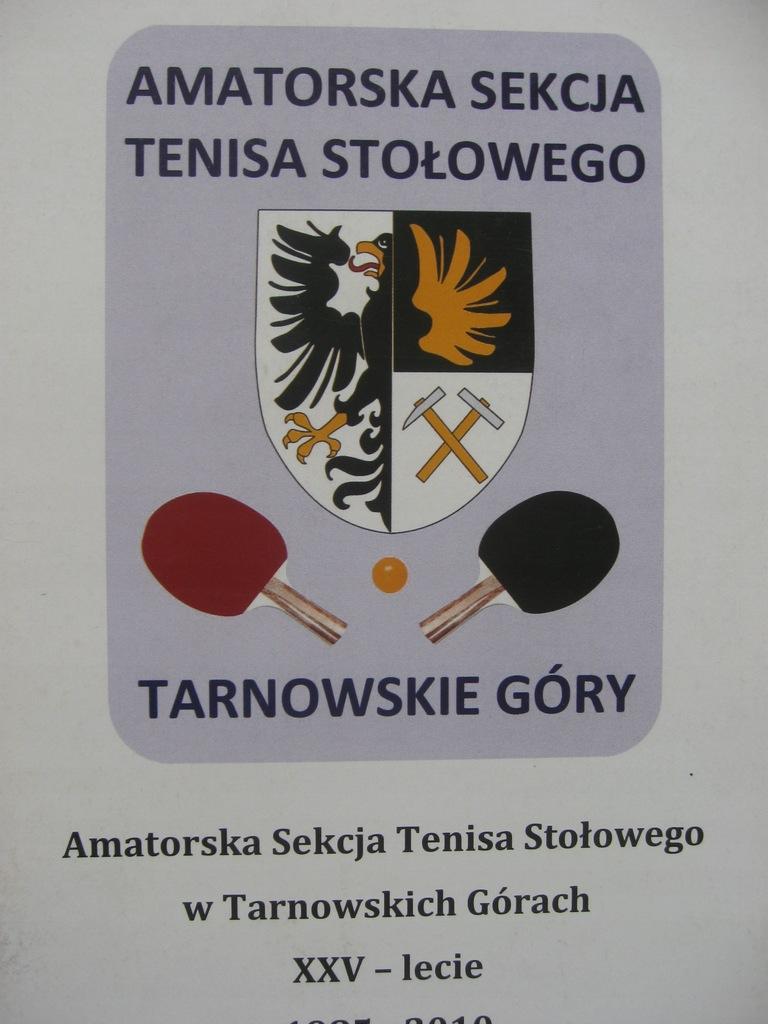Tenis stołowy Sekcja TARNOWSKIE GÓRY 1985-2010
