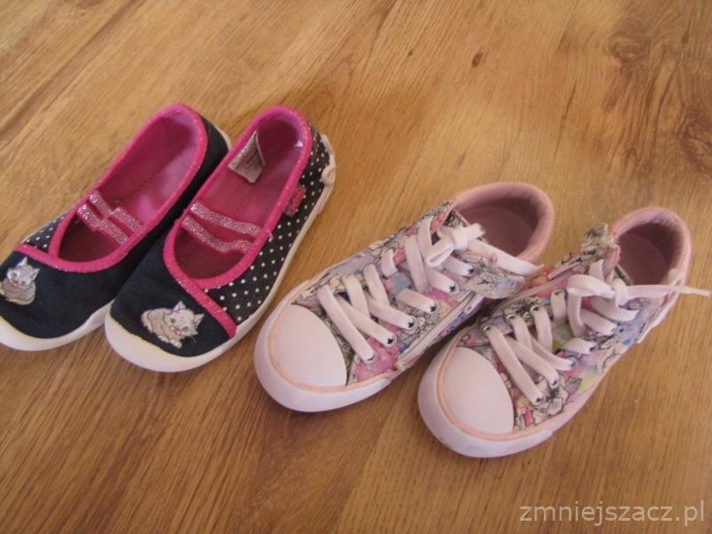 2 pary butów rozm 28