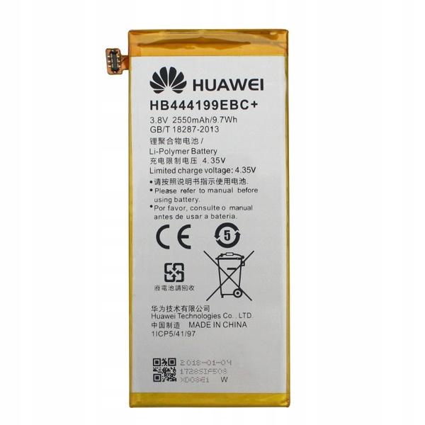 Oryginalna Bateria Huawei Honor 4c Hb444199ebc 7638479736 Oficjalne Archiwum Allegro