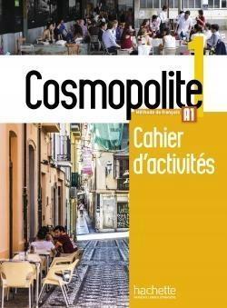 COSMOPOLITE 1 ZESZYT ĆWICZEŃ +CD
