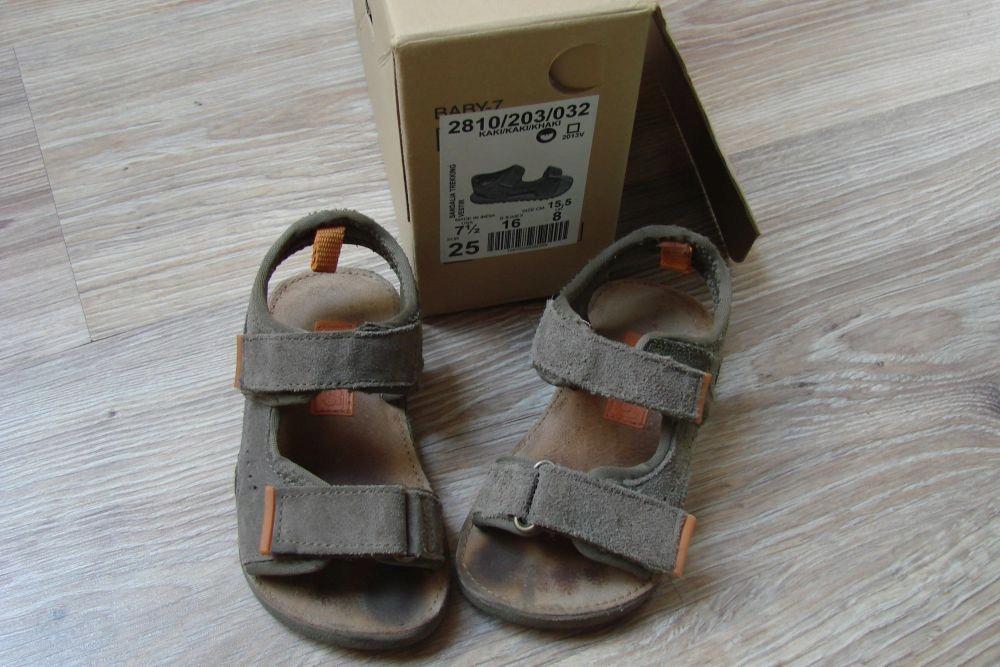 Sandałki Zara Boys dla chlopczyka rozmiar 25 @@@@