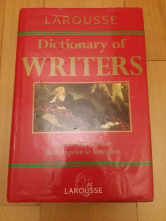 Larousse Dictionary of Writers [ENG]