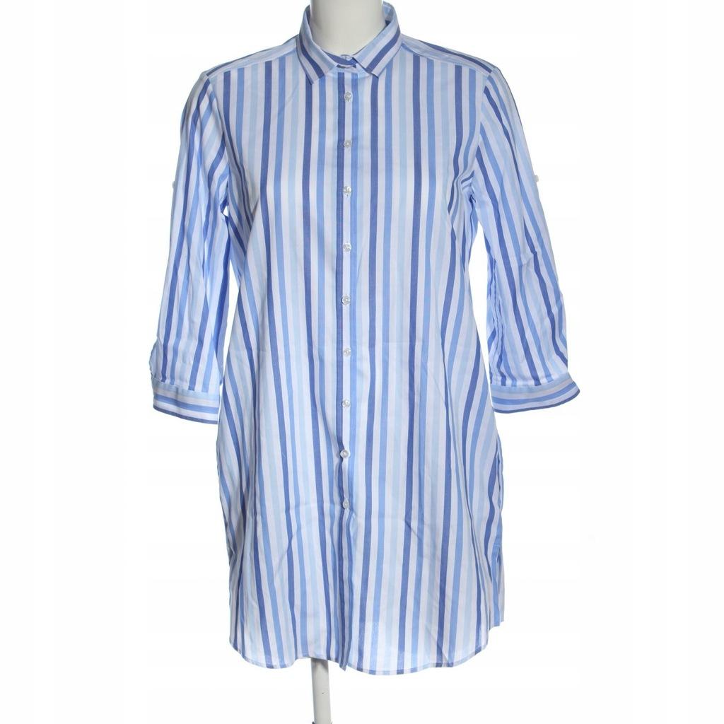 ETERNA Koszulowa sukienka Rozm. EU 36 niebieski