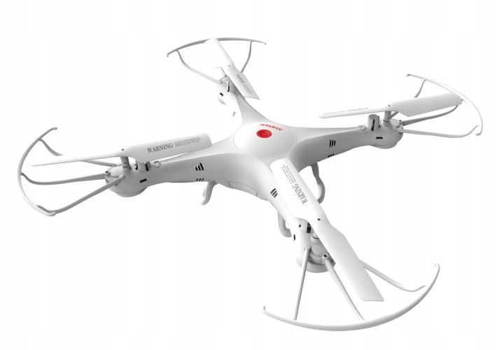 Dron sterowany pilotem z WiFi i okulary 31x31