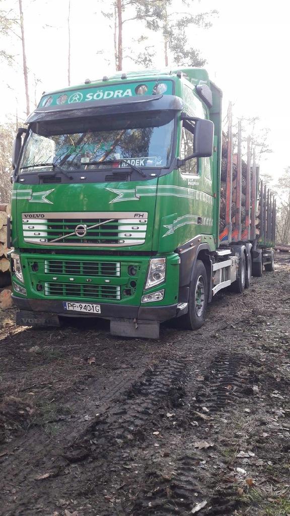 Volvo Do Lasu Do Drewna Fh500 Hds 8948649363 Oficjalne Archiwum Allegro