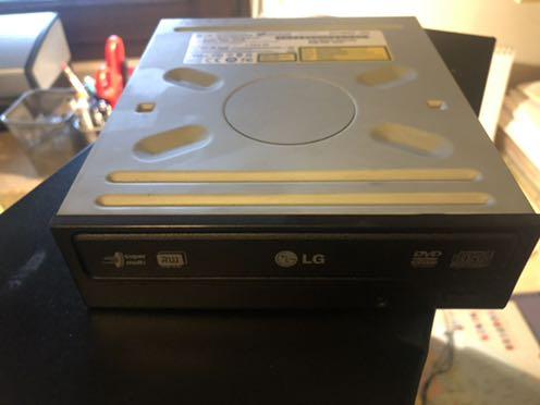 Dvd LG GSA H-12 N